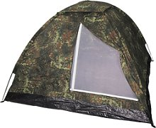 Mfh Large 3 Person Monodom Tent Paintball Hunting