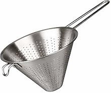 MGE - Chinese Colander - Perforated Stainless