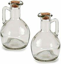 MGE - Classic Glass Oil and Vinegar Dispenser -