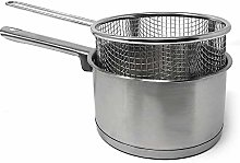 MGE - Deep Fat Fryer Set - Stainless Steel Chip
