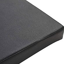 MGE Seat Cushion Chair Pads,Thick Leather Seat