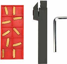 MGEHR1616-2 Lathe Threading Tool Holder with