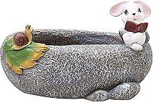 MGPLBYA Creativity Flower Pot Garden Plant Pot