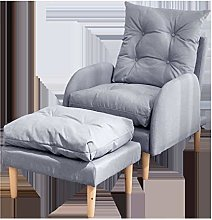 MGW Lazy single sofa chair bedroom small reclining