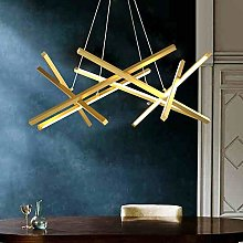MGWA chandelier Black And Gold Nordic Personality