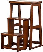 MHBGX Step Stool,Folding Step Stool,3 Step Ladders