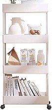 MHBGX Storage Shelf,Sewn Cart Multi-Function