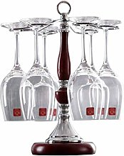 MHBGX Wine Rack,Practical Wine Glass Rack Solid