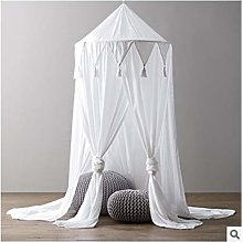 MHBY Tent, Children's Crib Canopy Bed Cover