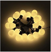 MHSHCQ Garden Lighting 2.5M/5M 220V LED String