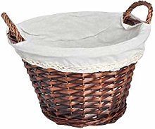 Mi Casa Basket Red.Brown 35X23, Brown