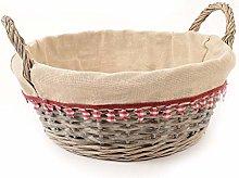 Mi Casa Basket Red.Grey,Grey