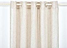 MI CASA Curtain 200 x 270 beige