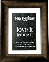 Mia Designs Amazon Picture Metallic Finish 8x10