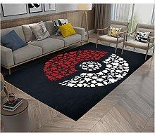 Mianbao Rug Carpets children's bedroom Pokemon