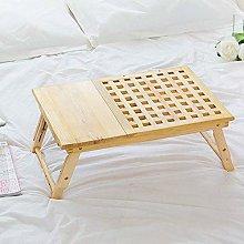 MiaoMiao Folding Lap Desk tray bed, Portable Lap