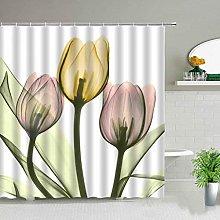 MIASDUANFA Shower curtainWaterproof Shower Curtain