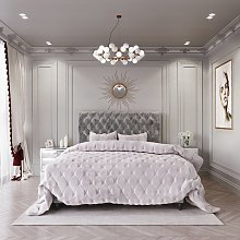 MiBed Cheshire Snake Dundee Superking Bed Frame