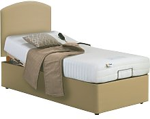 MiBed Lerwick Adjustable Single Bed and Memory