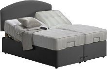 MiBed Newquay Adjustable Kingsize Bed with Pocket Mattress