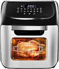 MIC Air Fryer Oven 12 L 1800 W with LED Digital