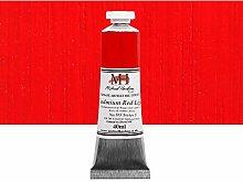 Michael Harding Artist Oil Colors - Cadmium Red