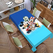 Mickey Cartoon Mouse 59 Inches X 107.9 Inches