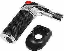 Micro Blow Torch, Refillable Butane Torch with