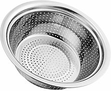Micro-Perforated Stainless Steel Colander -