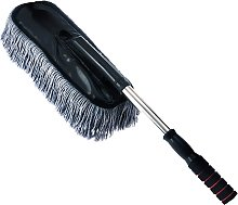 Microfiber Car Duster Wash Mop with Extendable