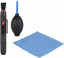Microfiber Cleaning Cloth Cleaner Kit Lens, Camera