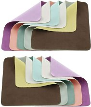 Microfiber cleaning cloth, ideal for cleaning
