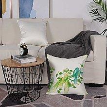 Microfiber cushion cover 50x50 cm,Abstract