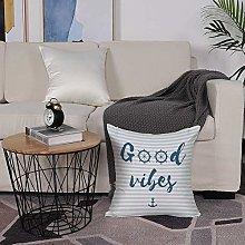 Microfiber cushion cover 50x50 cm,Good