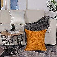 Microfiber cushion cover 50x50 cm,Halloween