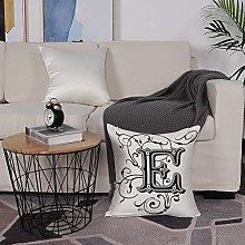 Microfiber cushion cover 50x50 cm,House
