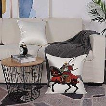Microfiber cushion cover 50x50 cm,Japanese,Shogun