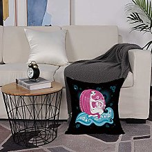 Microfiber cushion cover 50x50 cm,Virgo,Cartoon