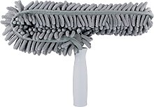 Microfiber Fan Duster, Machine Washable, Gray