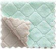 Microfiber Kitchen Supplies Towel Absorbent Dish
