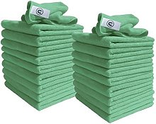 Microfibre Cloths Similar to Exel Magic Cleaning