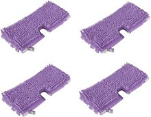 Microfibre Coral Pads to fit Shark Steam Cleaner