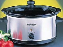Micromark MM9879 5L Slow Cooker