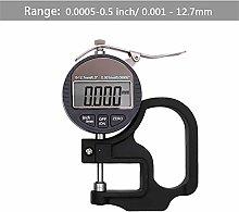 Micrometer Thickness Meter Micrometro Thickness