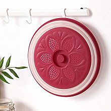 Microwave Cover, Plastic Microwave Plate Cover