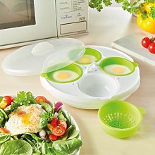 Microwave Egg Poacher by Coopers of Stortford