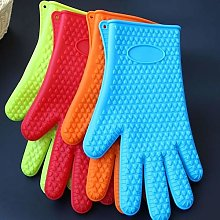 Microwave Oven Baking Gloves Silicone Kitchen