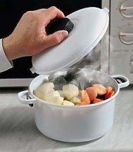Microwave Pressure Cooker - Microwaveable
