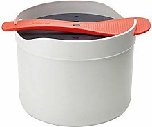 Microwave Rice Cooker and Steamer 2L Plastic