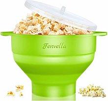 Microwave Silicone Popcorn Popper, Fenvella